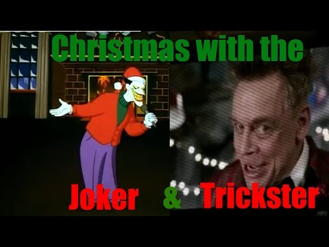 Christmas With the Joker & Trickster