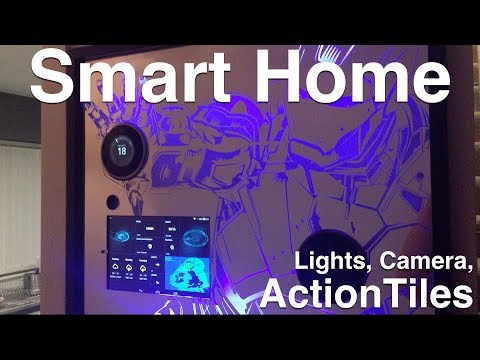 Lights, camera, ActionTiles - Featuring Jonathan Mylam's