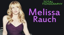 Melissa Rauch | EVERY movie through the years | Total Filmography | The Big Bang Theory Harley Quinn