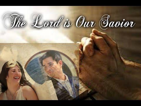 REGINE VELASQUEZ & OGIE ALCASID - The Lord Is Our Savior (Music Video)