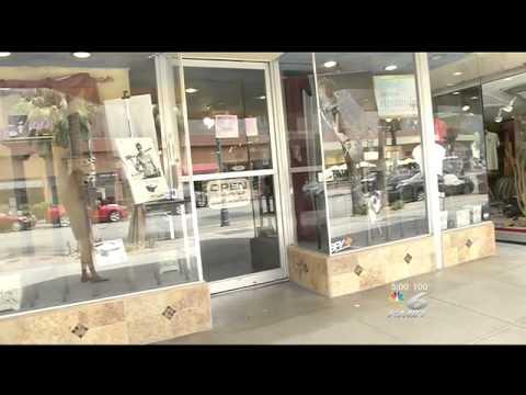 Serial Burglars Target Stores in Downtown Palm Springs