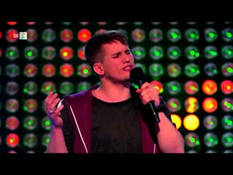 Torstein Rolstad [James Vincent McMorrow We Don't Eat] audition The Voice Norway