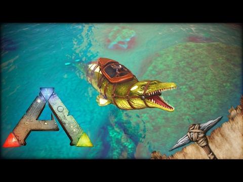 BASILOSAURUS TAME! :: Ep 5 :: Ark: Back to Basics