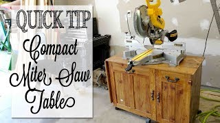 unique-compact-miter-saw-table-idea-quick-tip-tuesday