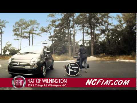 fiat of wilmington morey and miles - youtube