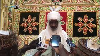 Emir Sanusi speaks on Buhari's economic team, backs border closure
