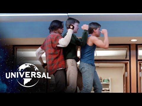 The Breakfast Club | Detention Dance