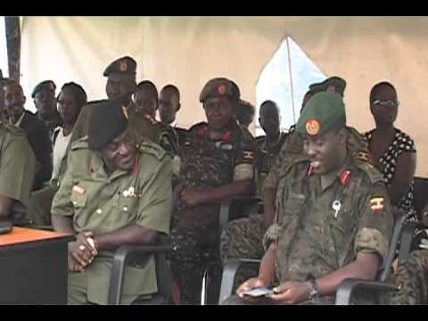 Chief of Defense Forces warns of a possible terror attack on Uganda
