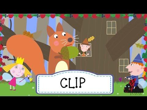 Ben y Holly - Día de Bellotas (Clip)