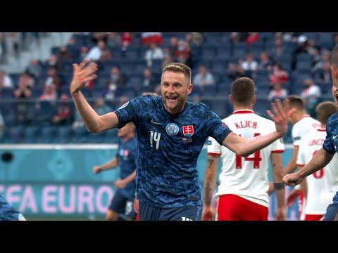 Poland Slovakia Goals And Highlights
