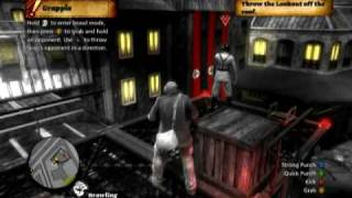 Gameplay The Saboteur By DarkWatch - PC 9800 GT