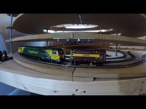 Building a Model Railway #6 – Fiddle Yard – Part 4