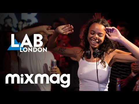 TSHA house & rave set in The Lab LDN