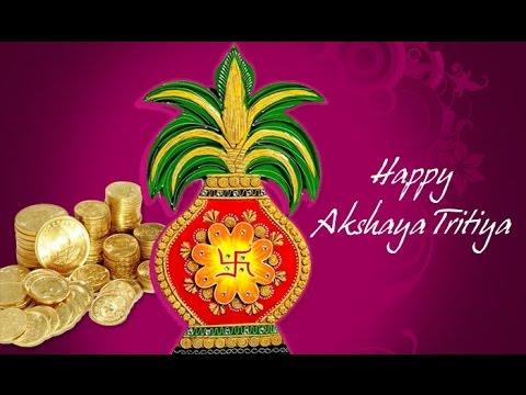 Happy Akshaya Tritiyawishesvideogreetingsakshay Tritiya Whatsapp