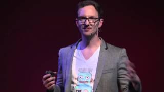 Para cambiar el mundo, empoderemos a los niños: Roberto Saint Martin at TEDxMexicoCity
