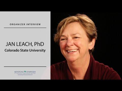 Organizer Interview: Jan Leach, PhD