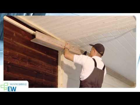 Я Мастер монтаж декоративных балок из дерева на потолок