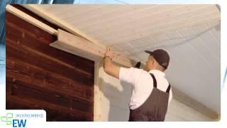Я Мастер монтаж декоративных балок из дерева на потолок(Полезная видео инструкция, которая поможет тем, кто решил украсить потолок декоративными балками (фальшбал..., 2014-07-22T08:02:19.000Z)