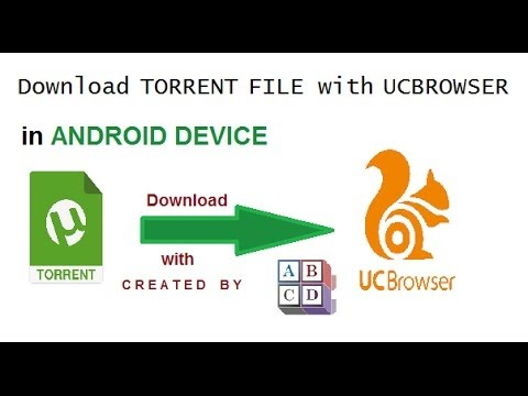 How  to  download torrent in  uc browser  without torrent app?