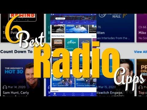 6 Best Radio Apps [Android/iOS]