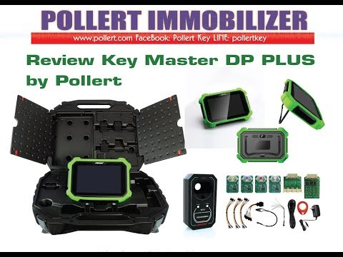 Review Key Master DP Plus by Pollert