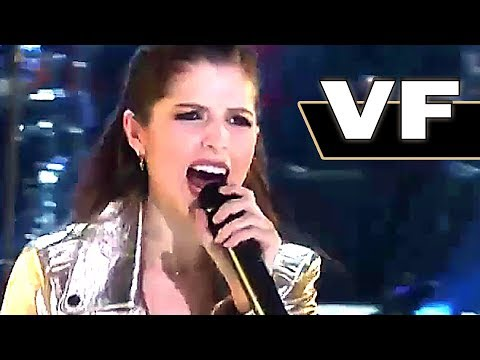 PITCH PERFECT 3 ✩ NOUVELLE Bande Annonce VF (2017) streaming vf