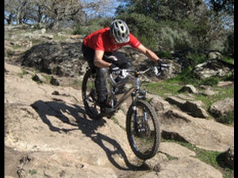 Bikeskills.com: How to Handle Rock Gardens with Brian Lopes