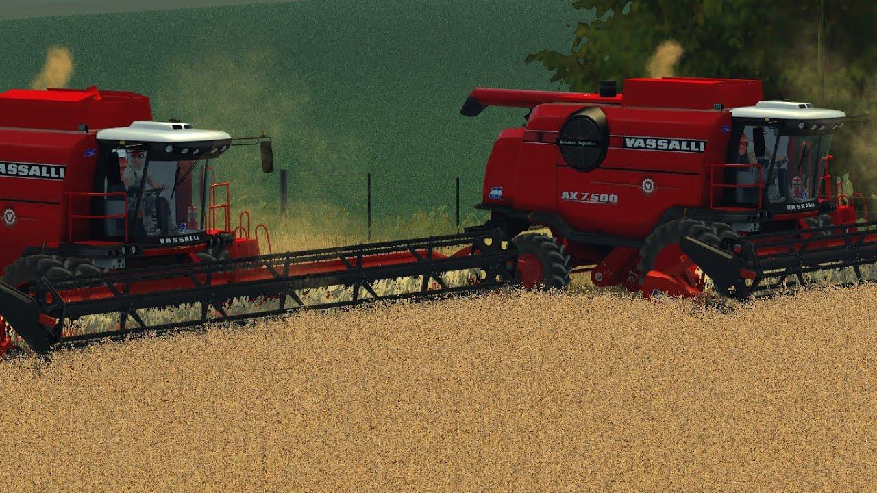 Farming Simulator Llevando El Equipo YouTube - Argentina map farming simulator 2013