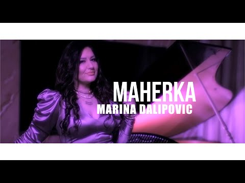 MARINA DALIPOVIC - MAHERKA - (OFFICIAL VIDEO) 2020. NOVO