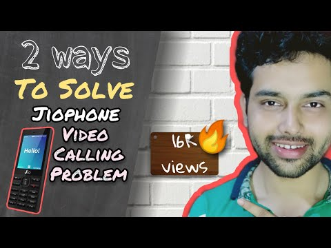 JioPhone Video Calling relaunch the app problem solved with these 2 easy  steps