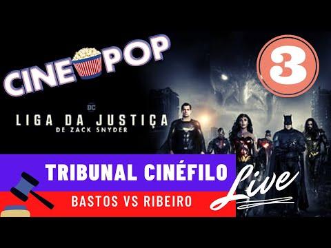 Tribunal Cinéfilo #3 - Liga da Justiça de Zack Snyder