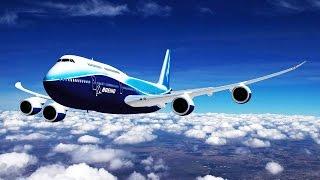 МегаЗаводы Гигантские Самолеты Боинг-747 - Дискавери канал на русском