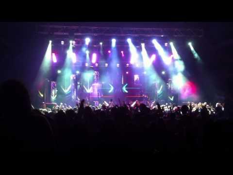 Pretty Lights Live @ The Cuthbert Amphitheater (Eugene, Oregon) 09/09/2011