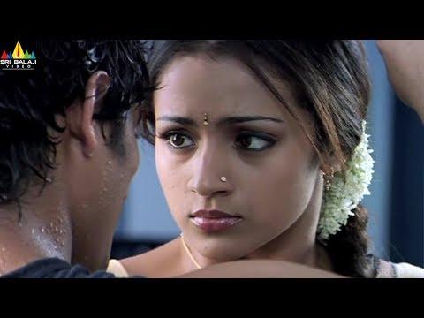 Nuvvostanante Nenoddantana Movie Scenes   Siddharth Comedy With Trisha   Sri Balaji Video