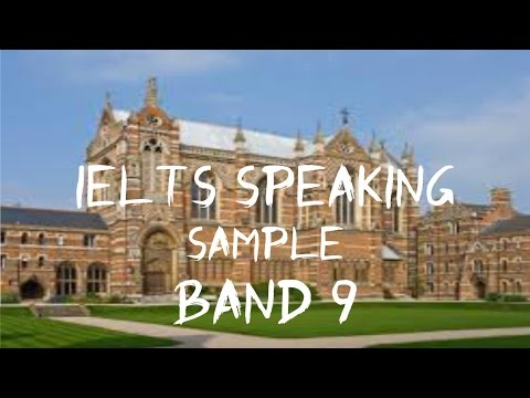 Describe someone famous that you admire [band 9 Ielts Speaking Sample ]