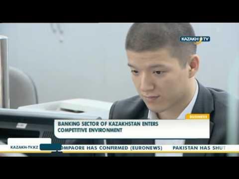 Banking sector of Kazakhstan enters competitive environment - Kazakh TV