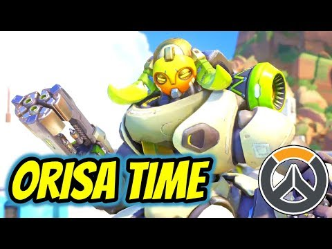 Overwatch | Orisa Time
