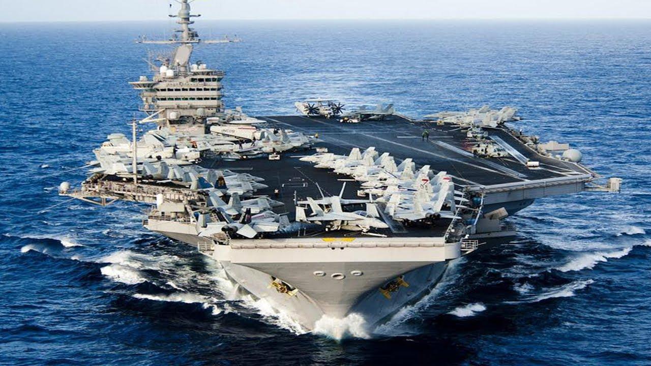 Größter Flugzeugträger Der Welt