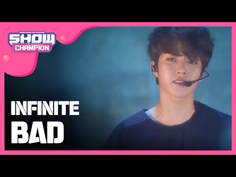 (episode-154) INFINITE - BAD