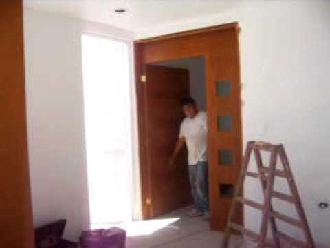Pintando la fachada minimalista youtube for Casa moderna minimalista 6 00 m x 12 50 m 220 m2
