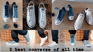 Unboxing 2 best Converse Shoes | Dope