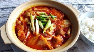 Cách Nấu Món Canh Kim Chi Hàn Quốc Ngon Chuẩn Vị Tại Nhà | Góc Bếp Nhỏ