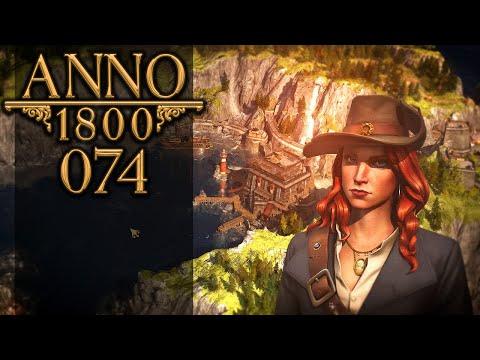 ANNO 1800 🏛 074: Eine Zeit des Friedens bricht an!