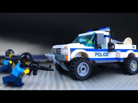 🔴 ЛЕГО Полицейские Истории 2 👮 LEGO Мультики про Полицию
