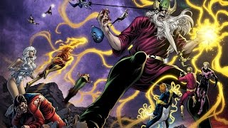 Dynasty and Evolution of the Legion of Superheroes-Travel into the Future