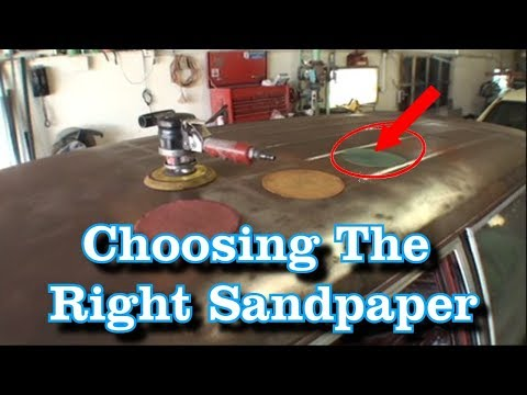 How To Buy The BEST Sandpaper For Your Money - Paint And Body Tech Tips