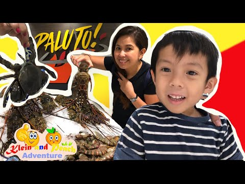 Paluto | Dubai Waterfront | Best Seafood Restaurant in Dubai | Family Video