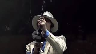 Michael Jackson-  Smooth Criminal (This is it fanmade tour)