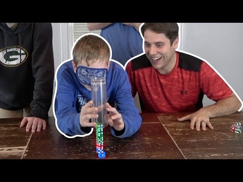 Dice Stacking and Trick Shot Challenge | That's Amazing and Jake & Josh