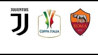 Ювентус Рома прямая трансляция 22.01.2020 кубок Италии смотреть онлайн прямой эфир Juventus vs Roma